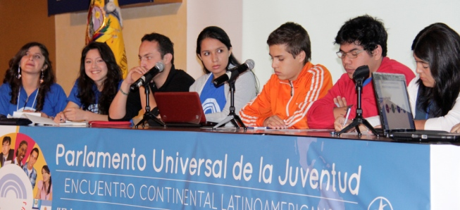 Parlamento Latinoamericano 2012