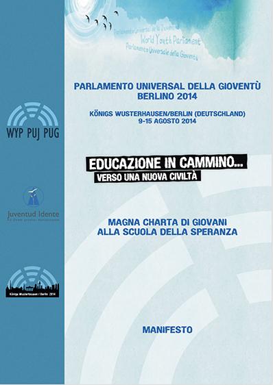 Educazione manifesto 2014